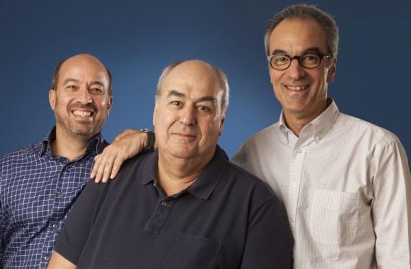 José Roberto, Roberto Irineu e João Roberto