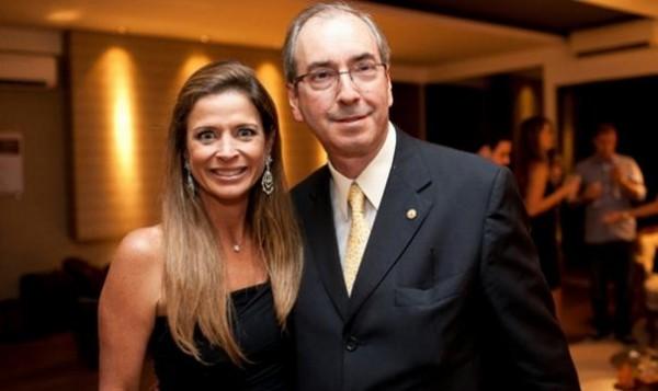 O casal Cunha