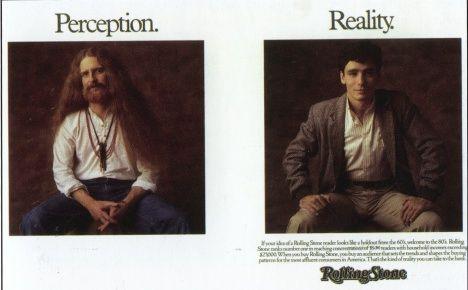 A campanha histórica da Rolling Stone