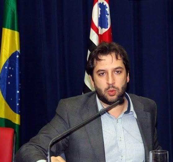 O coordenador do PSDB Esquerda Pra Valer, Fernando Guiramães