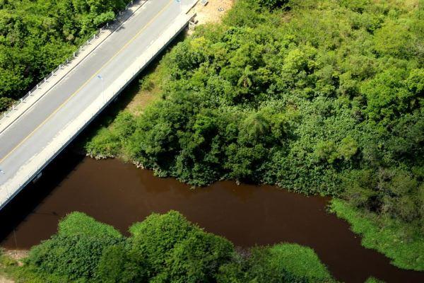 Isso era um rio