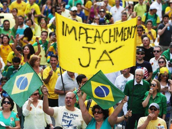protesto impeachment