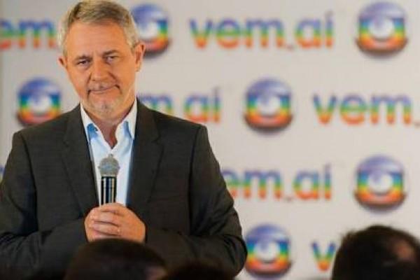 Schroeder, hoje diretor geral da Globo, era o encarregado de 'ensaboar Mírian'