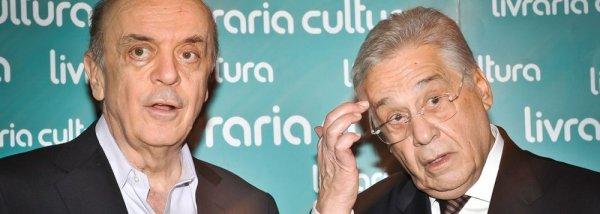 Velhos companheiros: FHC e Serra