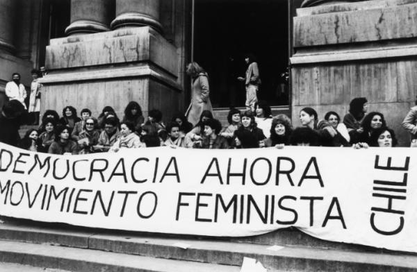 A revolução será feminista!