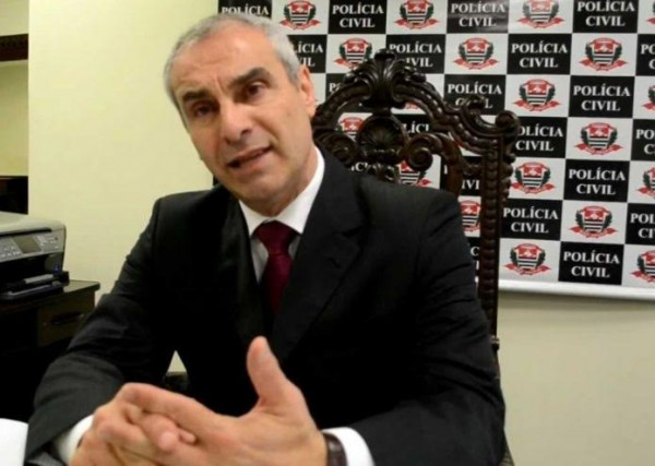 O delegado Marcos Carneiro Lima, do caso Celso Daniel