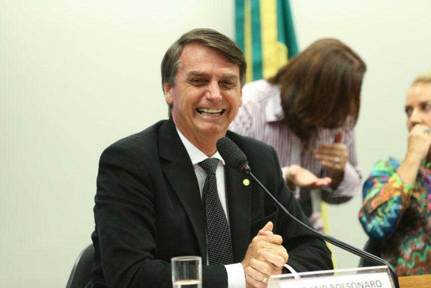 Bolsonaro anuncia filiação ao PSL