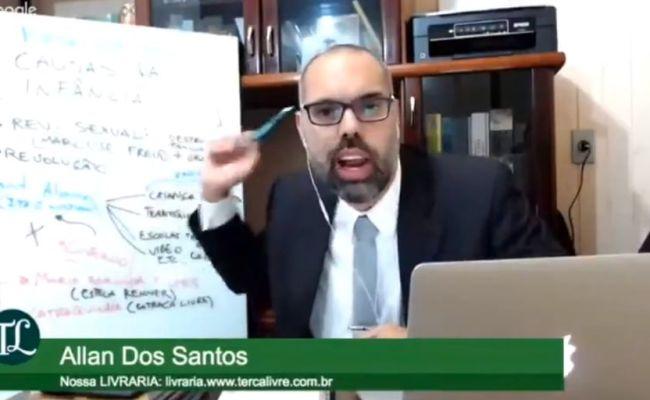 Blogueiro De Aluguel De Bolsonaro Faz Grave Denúncia
