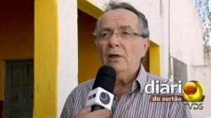 Hélio Cunha Lima, diretor do DER-PB