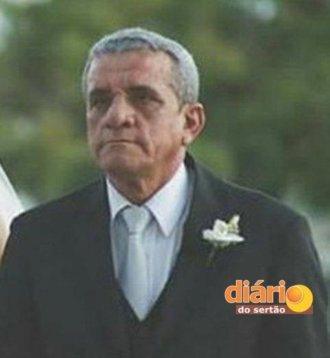 Guaranilson Virgílio, funcionário publico foi a vítima fatal (Foto: (Reprodução)