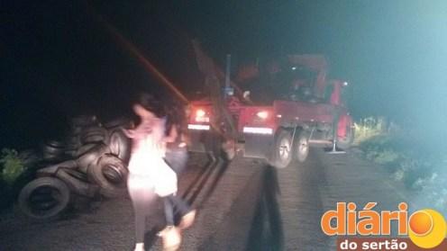 Acidente ocorreu na Zona Rural (Foto ilustrativa)