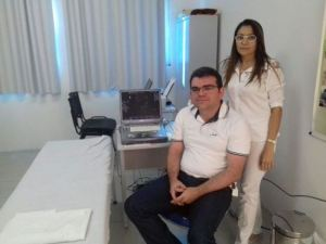 Secretaria de Saúde e médico de CZ fazem parceria