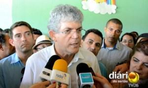 Governador defende pré-candidata do PSB e ataca prefeito de JP