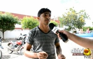 Romário Bernardo, amigo da família