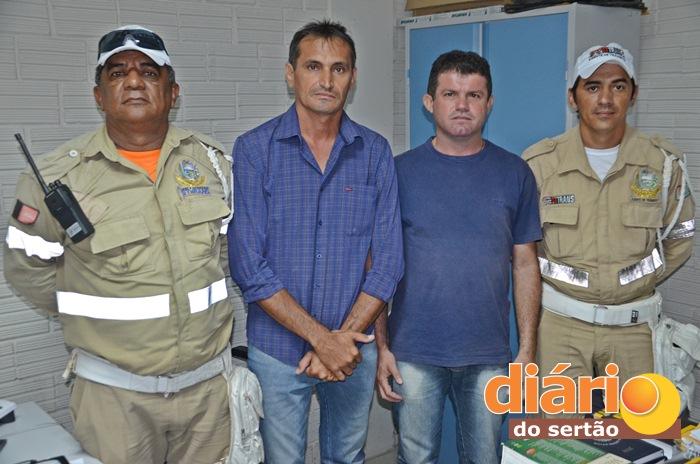 Agentes da STTRANS atuam na fiscalização do trânsito diariamente (foto: Charley Garrido)