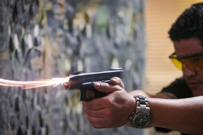Treinamento de tiro (foto: ilustrativa/internet)