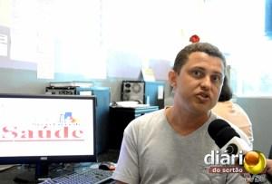 João Matias, coordenador do Programa de Hanseníase e Tuberculose