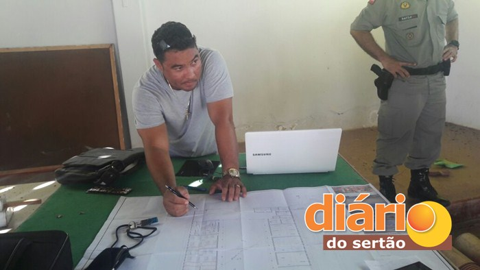 O projeto será encaminhado ao Comandante Geral da Corporação (Foto: Diário do Sertão)
