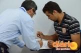 Coren realiza atendimento para os profissionais de enfermagem em Sousa (foto: Charley Garrido)