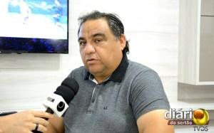 Tiko Miudezas, presidente do Paraíba