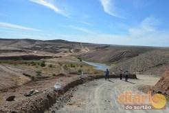 Transposição chega à Paraíba em fevereiro, mas somente na região de Campina Grande
