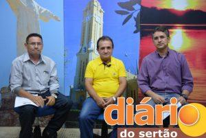 Primeira entrevista da Caravana da Democracia em CZ