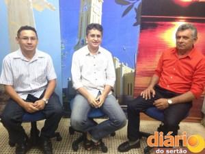 Entrevista com Chico Pereira em CZ