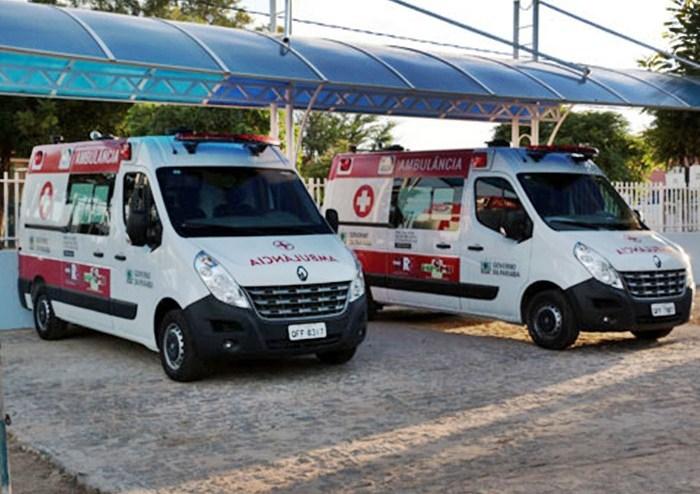 Transferências serão feitas em ambulâncias do hospital Regional de Sousa (foto: Secom PB)