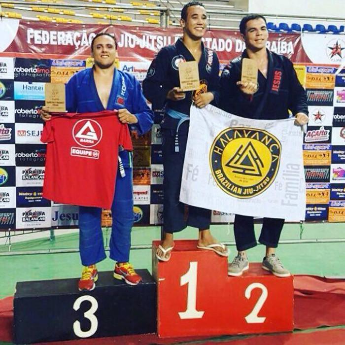 Sousense Higo Venâncio conseguiu a medalha de bronze (foto: Diário do Sertão)