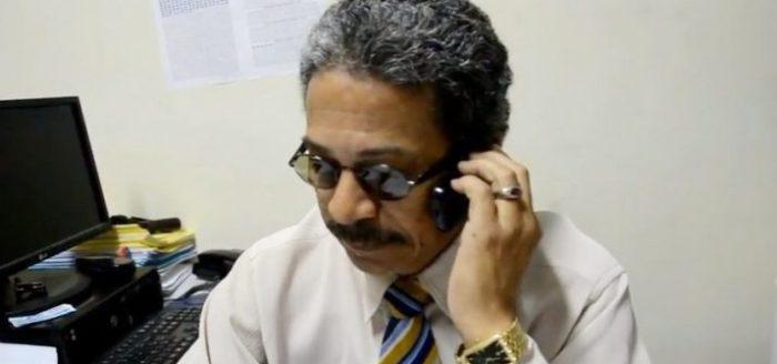 Delegado Cláudio Bezerra está investigando caso (foto: Diário do Sertão)