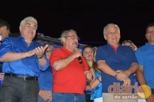 Convenção do deputado José Aldemir nessa sexta-feira (5), na AABB