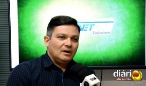 Ney Camilo, presidente da Netline