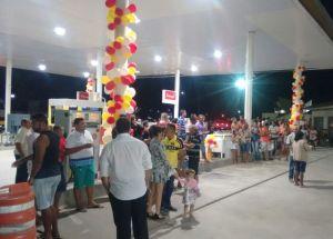 Inauguração atraiu grande público