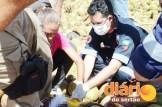 Acidente deixou vários feridos na rodovia da produção em Sousa (foto: Charley Garrido)