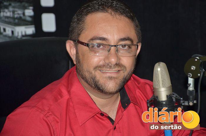 Paulo César Ferreira, candidato a prefeito de Santa Cruz (foto: Charley Garrido)