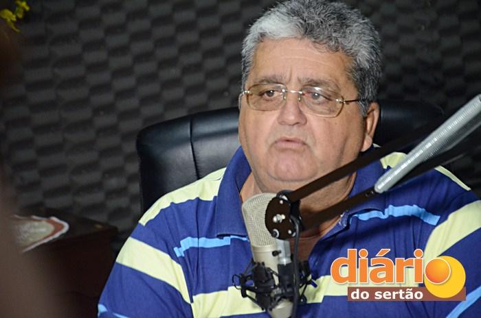Célio da Usina foi eleito Prefeito de Vieirópolis (foto: Charley Garrido)
