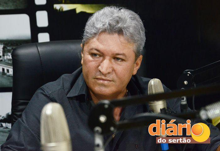João Inácio da Silveira é candidato a prefeito de Santa Cruz (foto: Charley Garrido)