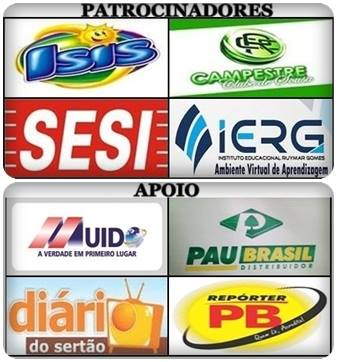 Patrocinadores do alteta
