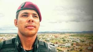Cabo Marcelo (Foto: arquivo pessoal)