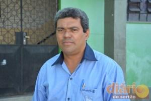Altemar Vieira, presidente do Campestre de Cajazeiras