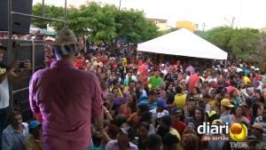 Evento também teve forró em praça pública