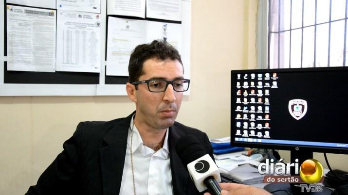Delegado da seccional explica caso de demora em Cajazeiras