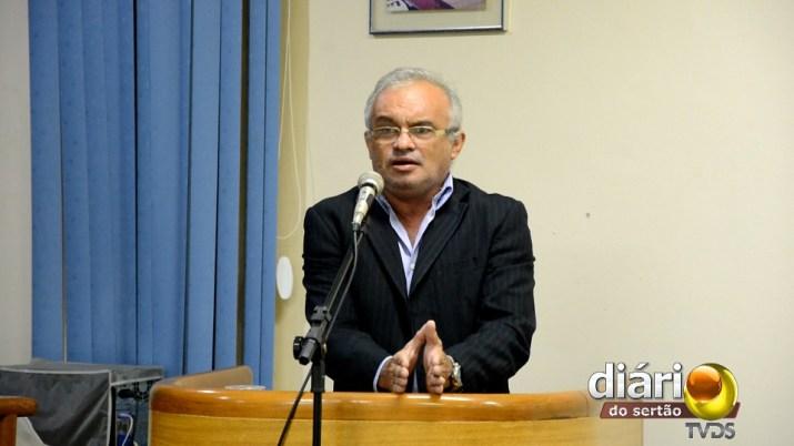 Ivanildo Dunga denuncia quebra do carro rabecão