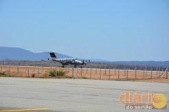 Aeroporto Regional de Cajazeiras inaugurado recentemente