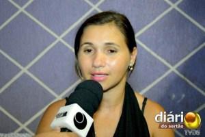 Fabiana Abreu, mãe de José Felipe