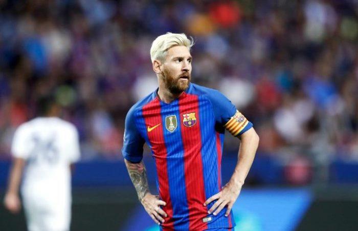 Crédito: Messi (Barcelona) - 18,9 milhões de libras