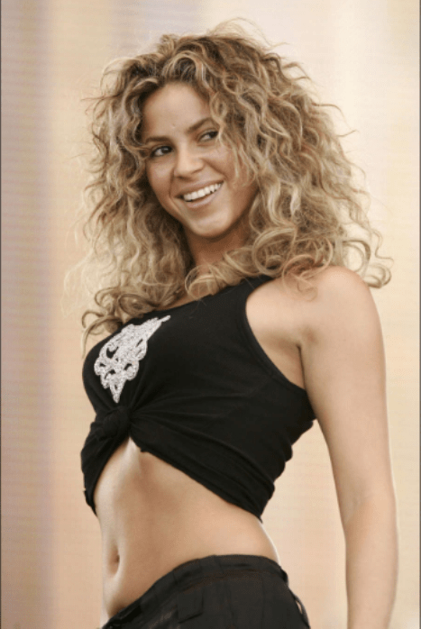 Shakira © GETTY IMAGES