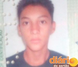 Jovem foi assassinado em Cajazeiras