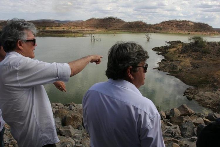 Resultado de imagem para Governo do Estado vai recorrer da decisão judicial de racionamento do Açude do Boqueirão