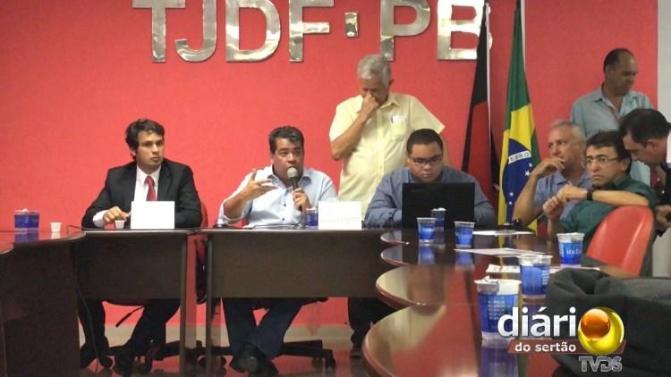 fpf 1 - VEJA VÍDEO: Após reunião na FPF, TV´s online anunciam que não transmitirão o Paraibano de 2018